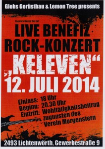 Keleven - Benefiz Rock